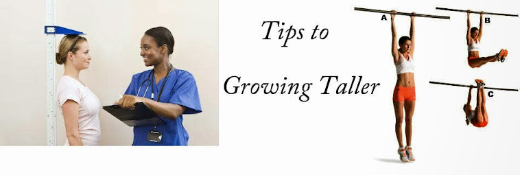 Tips to Growing Taller