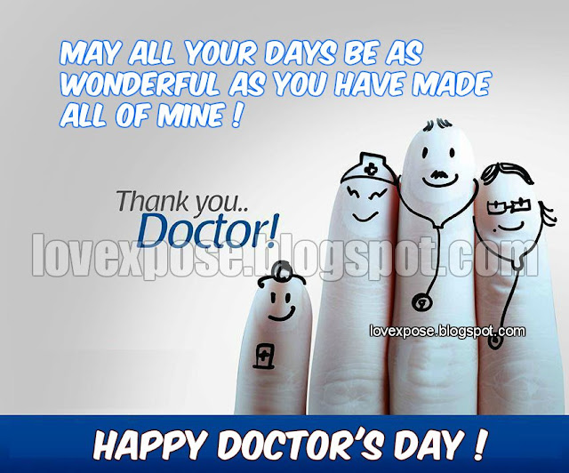 Happy Doctor's Day thoughts