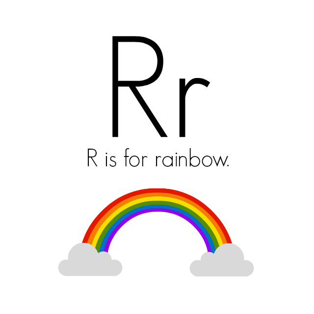 the life of jennifer dawn r is for rainbow preschool printables