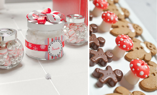 Christmas Baby Shower Ideas aidenwilsonaa