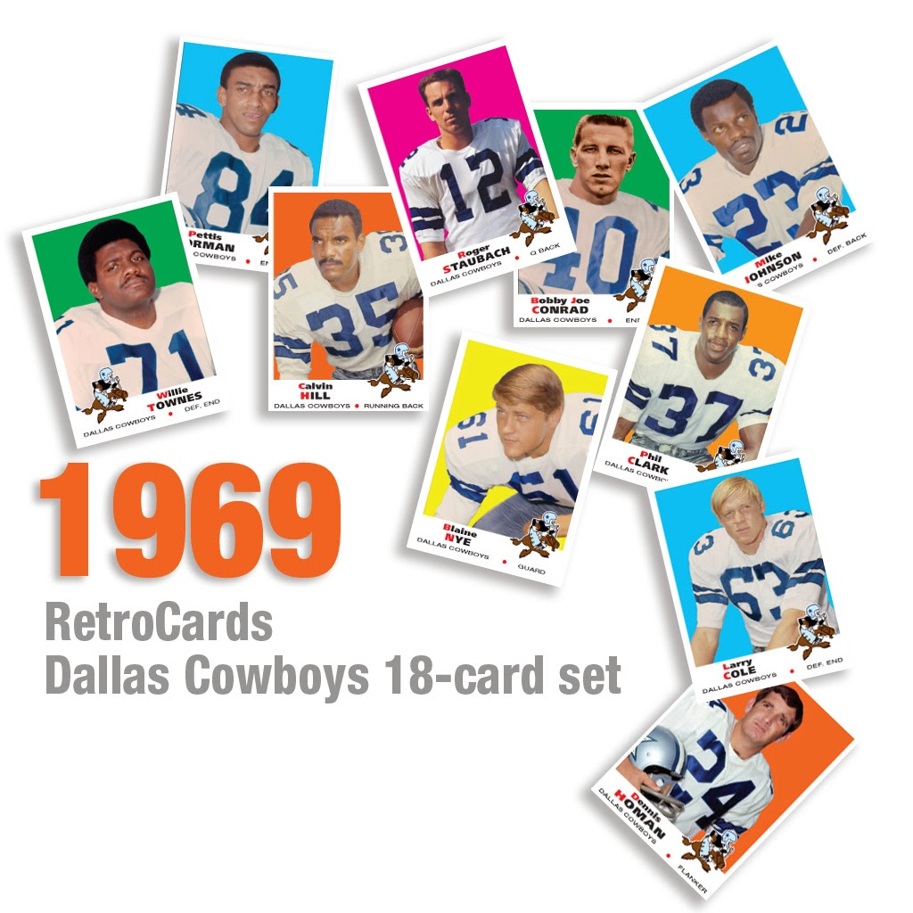 Staubach norman cole nye townes calvin hill