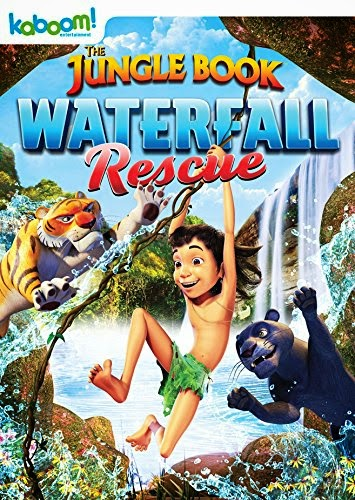 Ver The Jungle Book: Waterfall Rescue (2015) Online