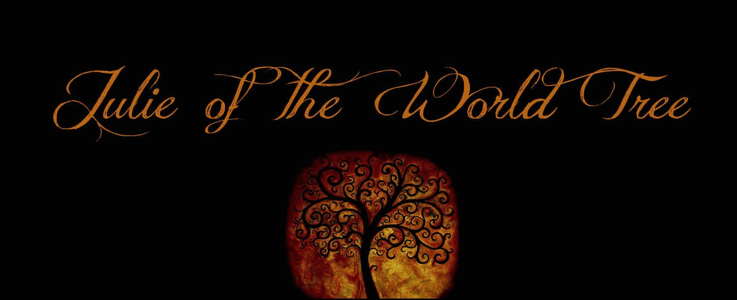 Julie of the World Tree