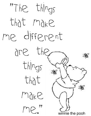 Inspirational Quotes Whinnie Pooh