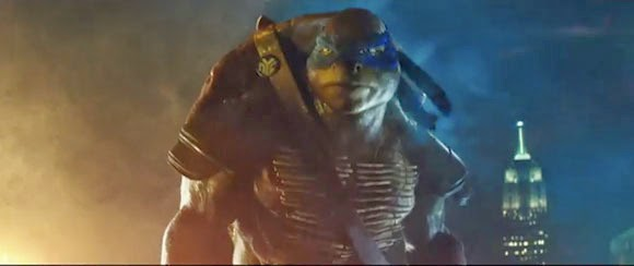 Teenage Mutant Ninja Turtles Movie Trailer