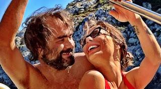 Naike Rivelli fidanzata con Yari Carrisi