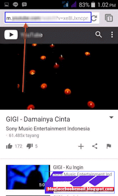 cara download video di android tanpa aplikasi