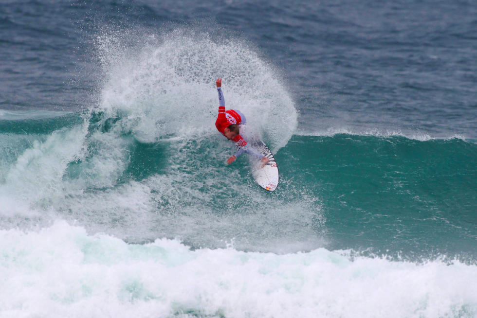 18 Kolohe Andino USA Allianz Billabong Pro Cascais Foto WSL Laurent Masurel