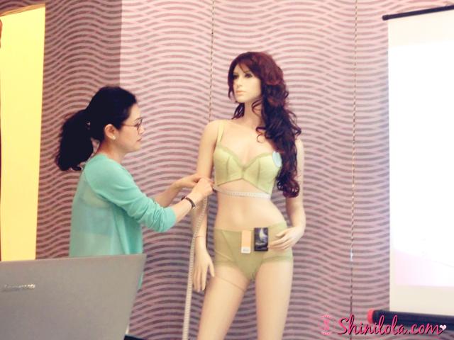 Sorella Private Workshop with Taiwan Sorella Lingerie Guru ...
