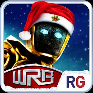 Real Steel World Robot Boxing (Unlimited Money Mod) v4.4.7.5 APK + DATA