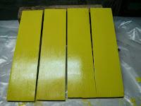 Pasos para fabricar un taburete.