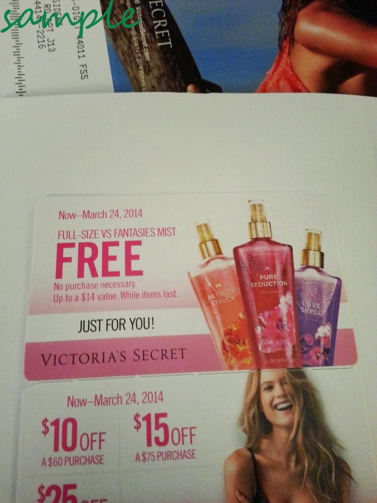 Victorias secret coupon code