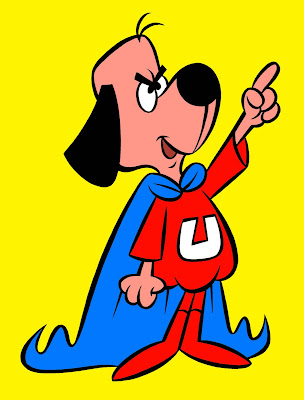 """Sorry to hear that UNDERDOG Co-Creator William """"Buck"""" Biggers has"""