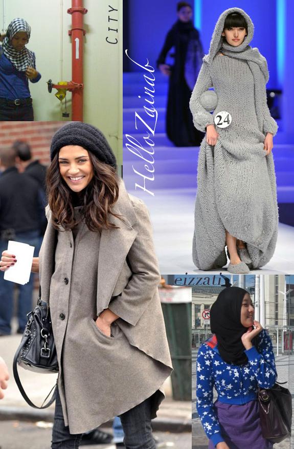 Gieanggie Hijab Street Style