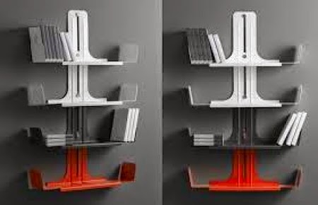 The tool ideas of Bookshelves