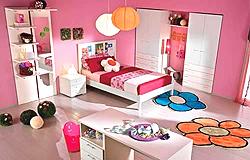 Kids Bedroom Designs India : Bedroom decoration ideas for kids, children, Room Decoration tips for ...