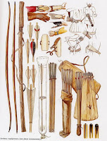 Evadne's Archery Kit