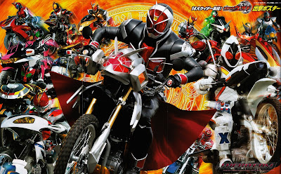 Kamen Rider Wizard Episode 1 Spoilers