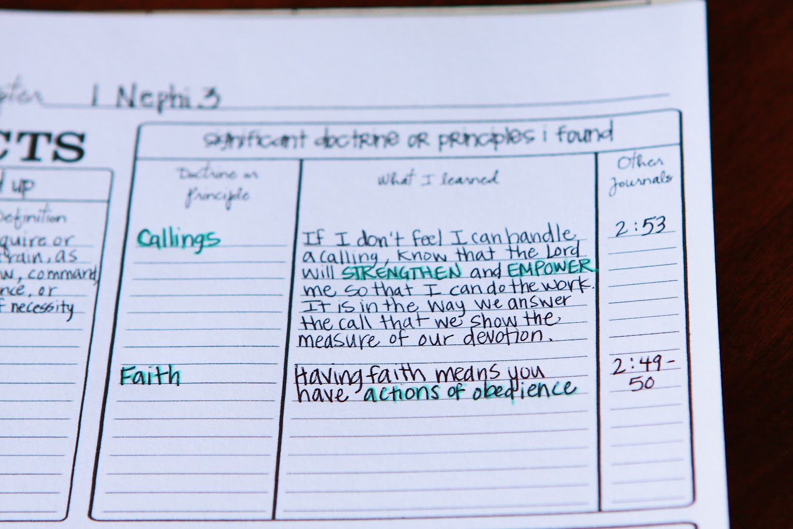 Understanding Lehi's Dream Study Journal (A Scripture ...
