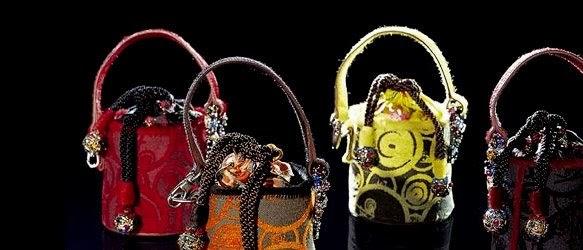 Pagodon bag by Kenzo