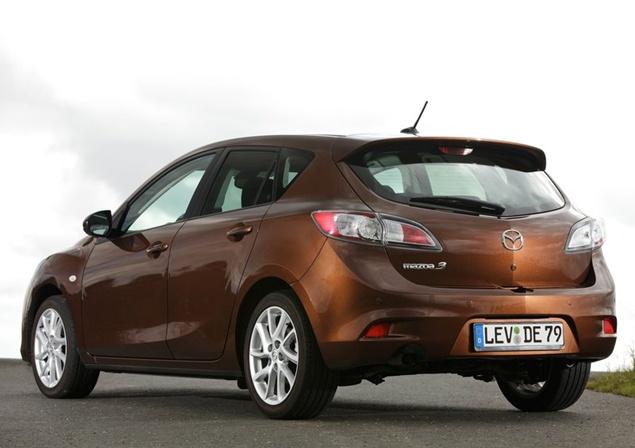 Mazda3 Picture