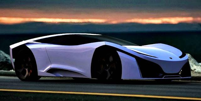 2016 Lamborghini Madura Concept