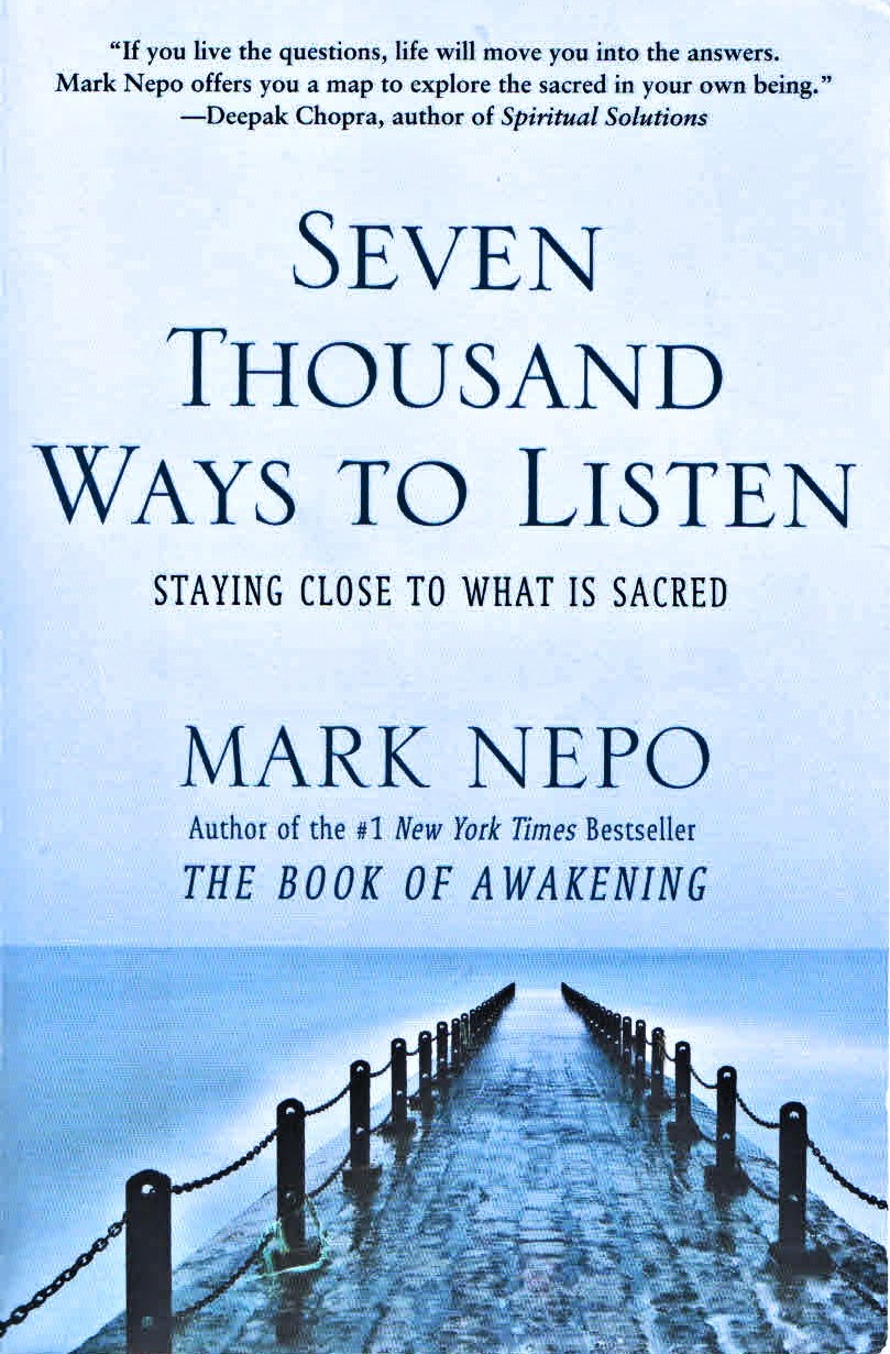seven thous and ways to listen nepo mark