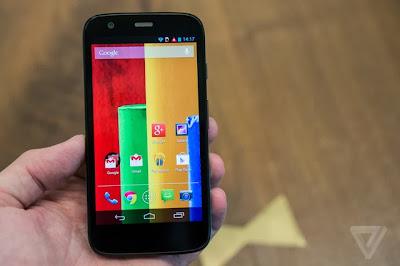 Moto G, Smartphone a bajo costo