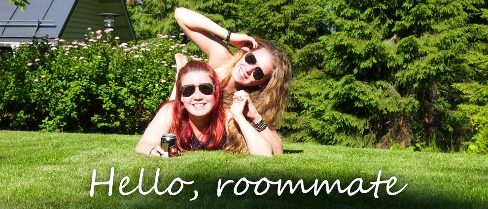 Hello, roommate