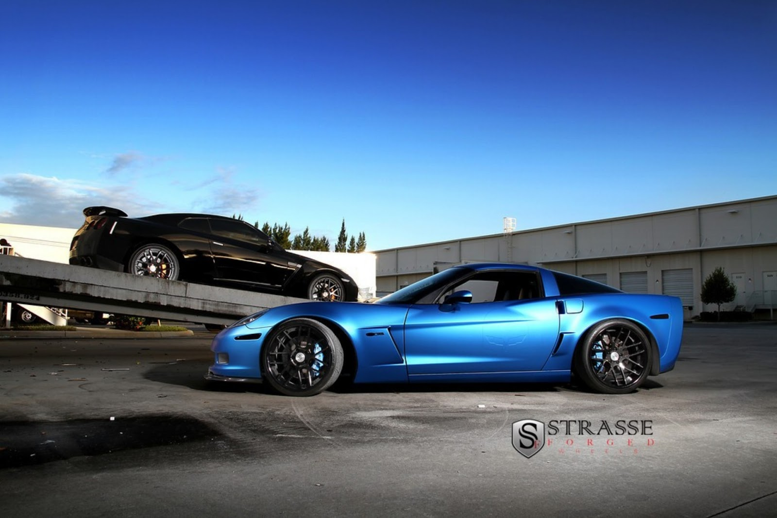 all cars nz 2013 chevrolet corvette z06 by strasse forged. Black Bedroom Furniture Sets. Home Design Ideas