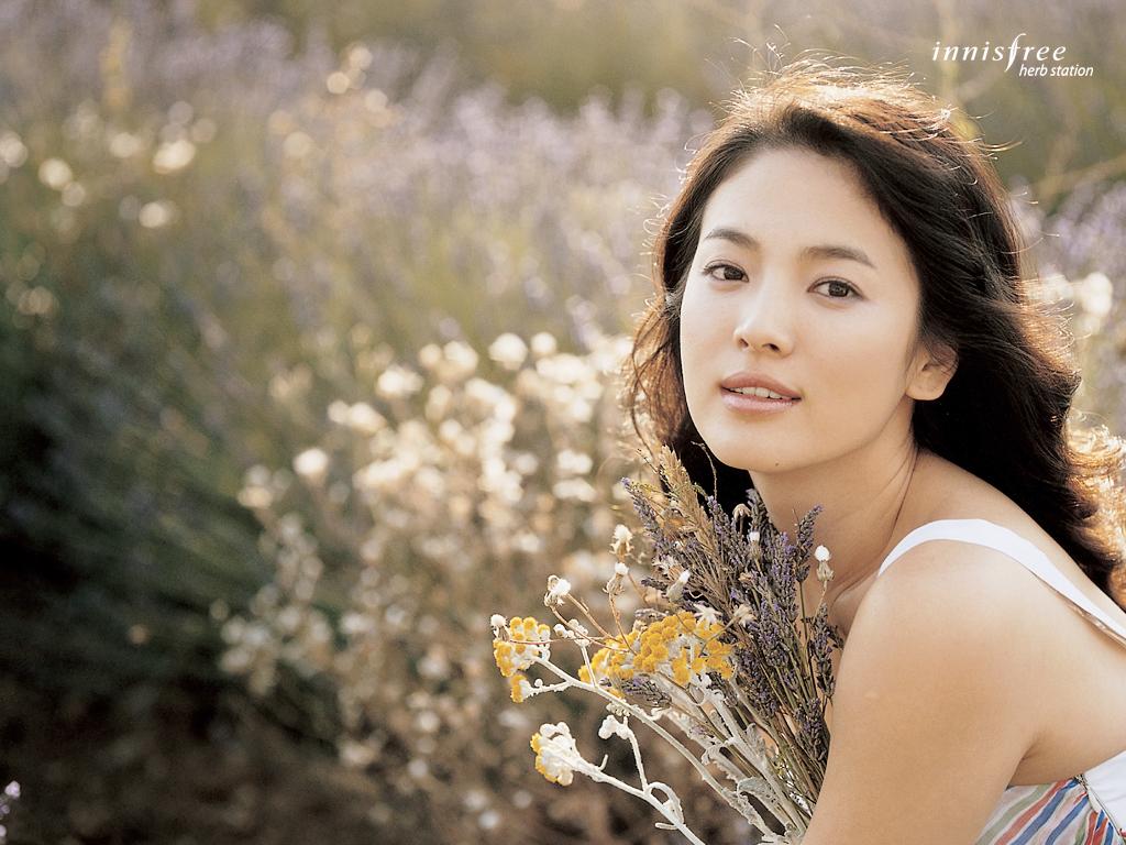 Song Hye Kyo Sexy