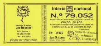 Lotería 2014. Está a tu disposición en :