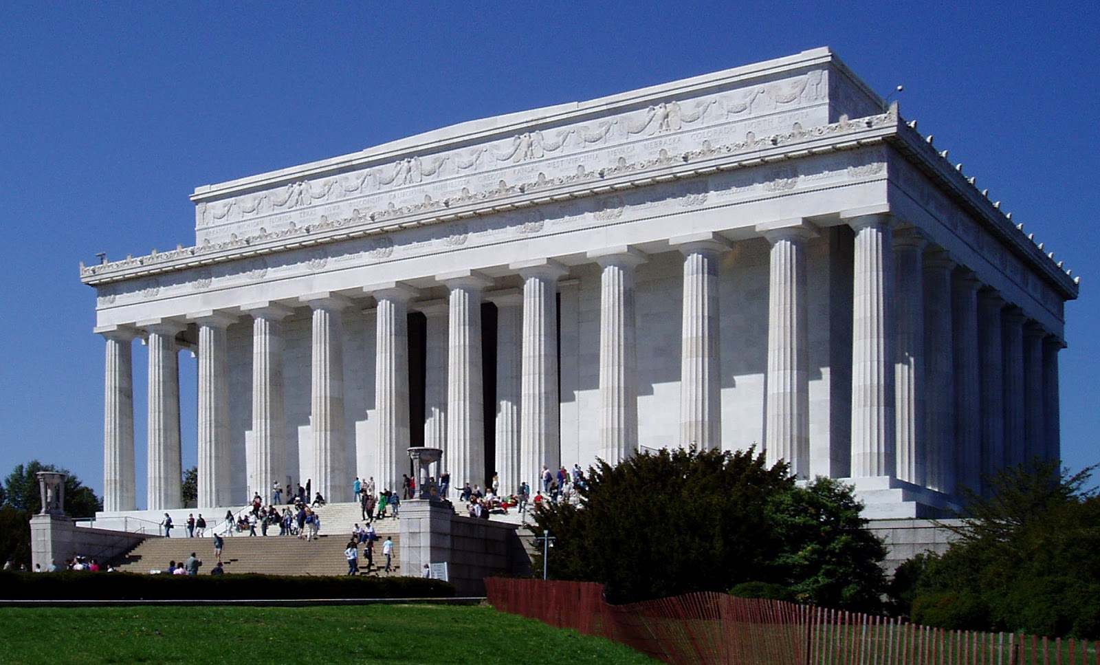 lincoln memorial washington dc - Roman Design Architecture