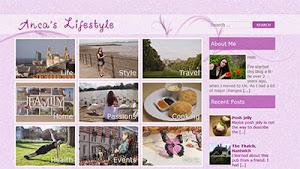 My new blog!