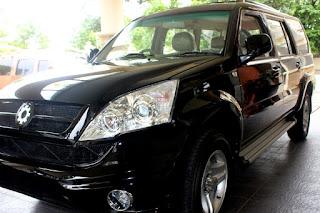Harga Esemka 1.5 i Rajawali ( SUV ) dan Spesifikasi