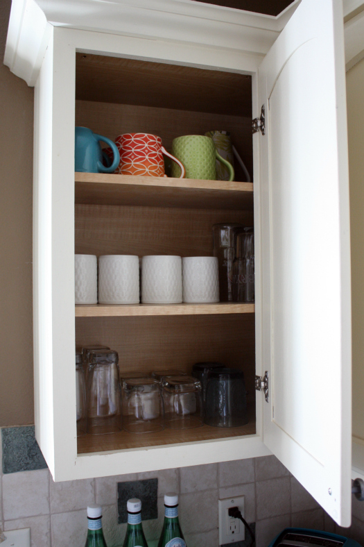 for Best way to organize kitchen cabinets