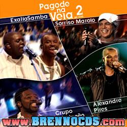 Pagode Na Veia - Ao Vivo 2 (2013)