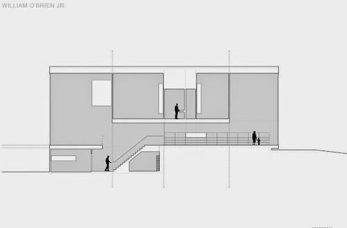 Allandale House by William O'Brien Jr.