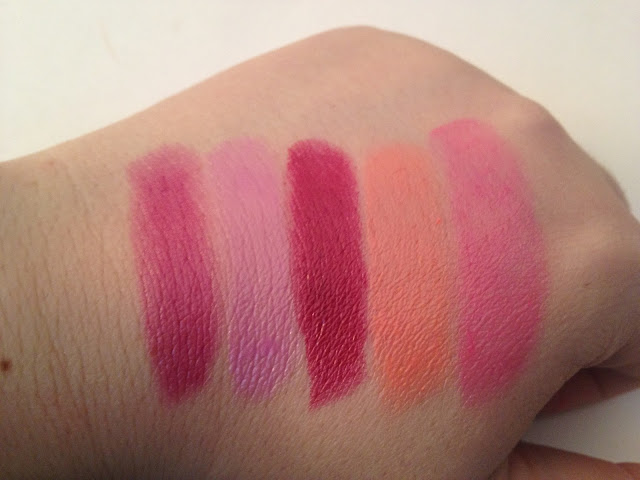 Maybelline Color Whisper Photos, Swatches, & Review