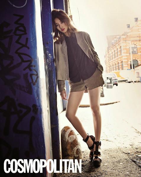 Suzy Cosmopolitan April 2015