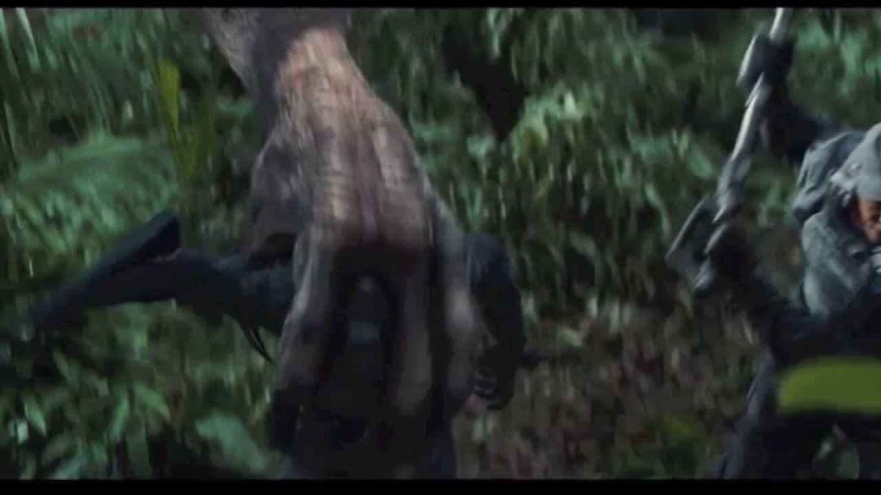 Jurassic World Ingen