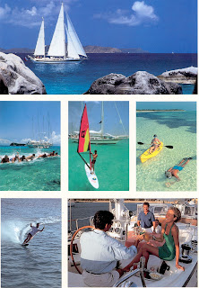 British Virgin Island Catamaran Charter