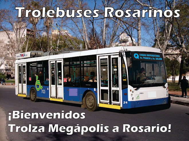Trolebuses Rosarinos