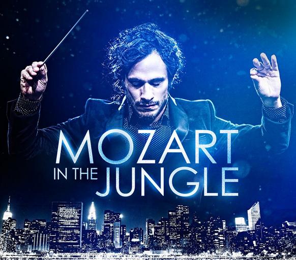 Mozart in the jungle 3x10 Esp Disponible