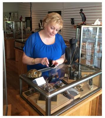 Carol Graham - jewelry store