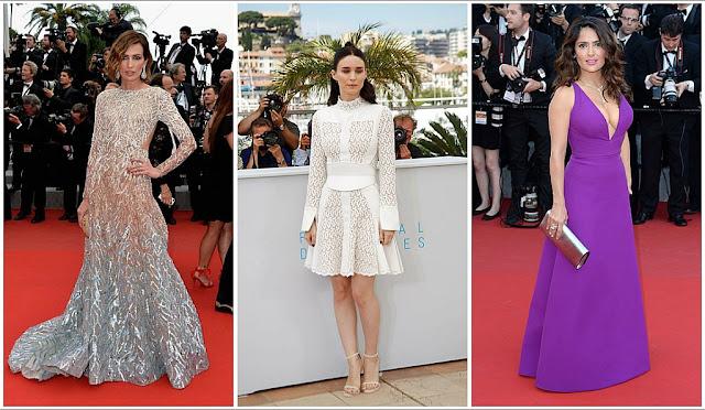Cannes Film Festival 2015: Nieves Alvares, Rooney Mara, Salma Hayek