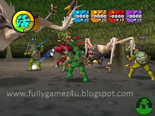 Download Teenage Mutant Ninja Turtles 2 Game For Pc