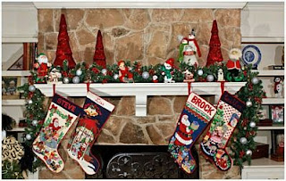 How to decorate the house for Christmas