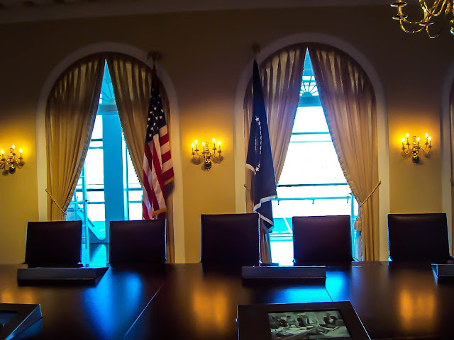 administration meeting table