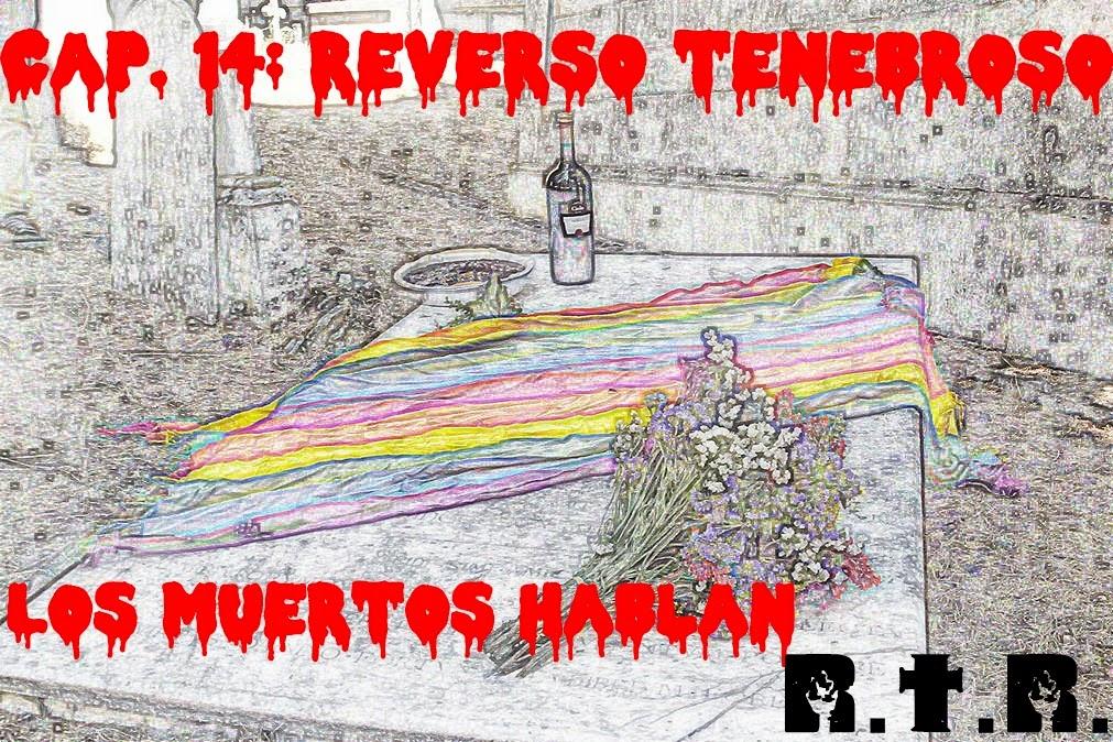 Novela por entregas Los Muertos Hablan.